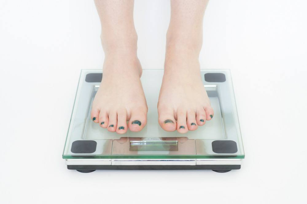On a Weighing Scale