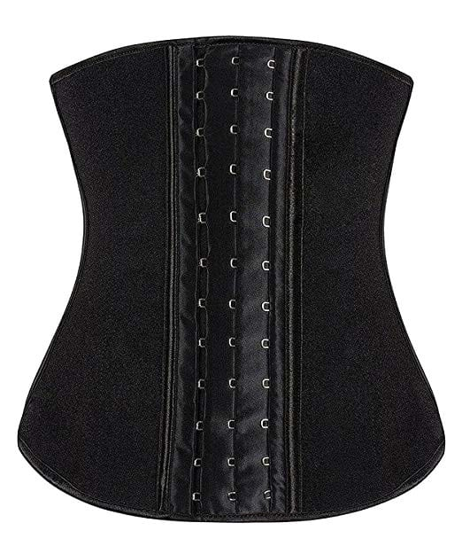 Yianna Women's Underbust Latex Sport Girdle Waist Trainer