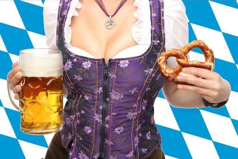Bodice, Pretzel and Beer