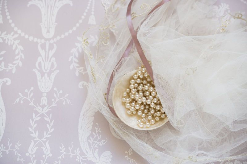 Lace and Beads